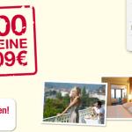 2 Übernachtungen zu zweit inkl. Frühstück in einem Ramada Hotel eurer Wahl für 109€