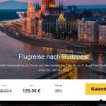4 Tage Budapest im 4 Sterne Royal Park Boutique Hotel mit Frühstück für 129€