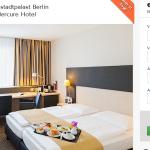 2 Karten für SHOW ME im Friedrichstadtpalast Berlin mit Übernachtung im Mercure Hotel ab 165€