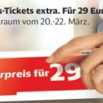 250.000 deutsche Bahn Sparpreis-Tickets über Ostern