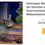 3 Tage Amsterdam im 4 Sterne Steigenberger Airport Hotel mit Früstück für nur 79€