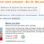 über 400 Reiseführer für nur 3,33€ inklusive Versand (z.B. Rom, Lissabon, Barcelona)