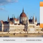 Übernachtung zu zweit in Budapest im 5 Sterne The Aquincum Hotel für 59€