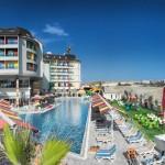 1 Woche Türkei im 5 Sterne Hotel The Colours West mit All Inclusive für 292€
