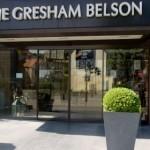 3 Tage zu zweit im 4 Sterne Gresham Belson Hotel in Brüssel für 99,99€