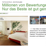 Travellers Choice Adwad – die 25 besten Hotels Deutschlands
