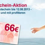 66€ Urlaub.de Gutscheincode für Pauschal- und Last Minute-Reisen