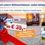 *KNALLER* 4 Tage zu zweit in einem Hotel eurer Wahl für nur 35€
