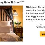 3 Tage Brüssel im 5 Sterne warwick Barsey Hotel mit Frühstück für nur 89€